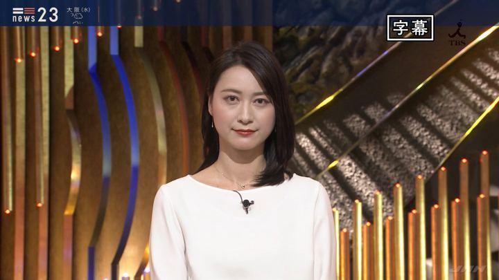 2019年10月22日小川彩佳の画像01枚目