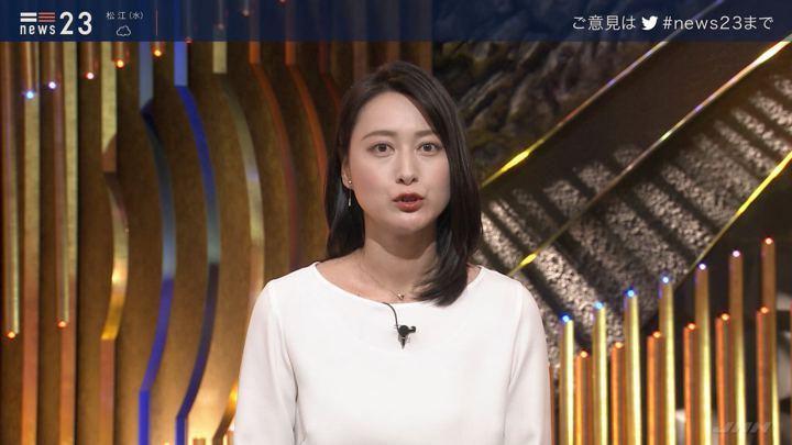 2019年10月22日小川彩佳の画像03枚目