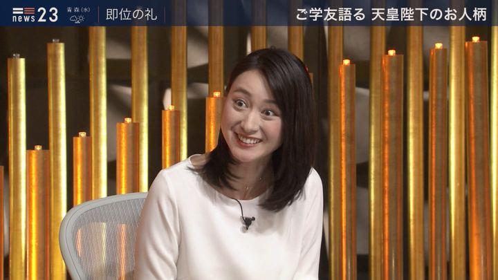 2019年10月22日小川彩佳の画像09枚目