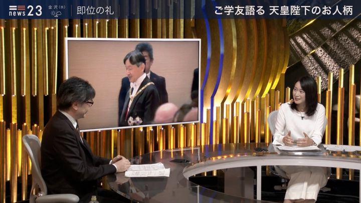 2019年10月22日小川彩佳の画像10枚目