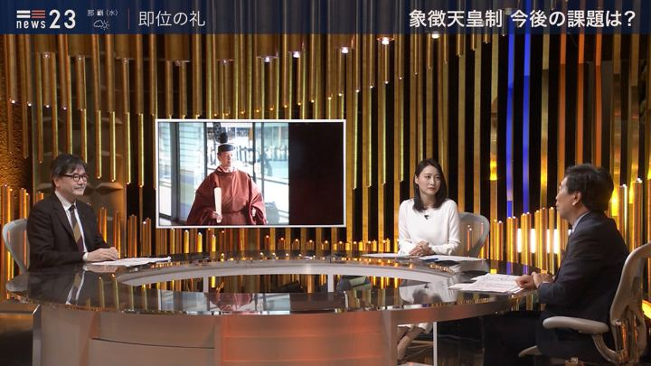 2019年10月22日小川彩佳の画像11枚目