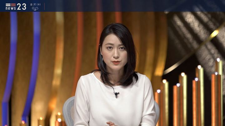 2019年10月22日小川彩佳の画像15枚目