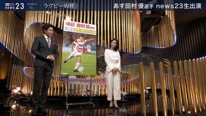 2019年10月22日小川彩佳の画像21枚目