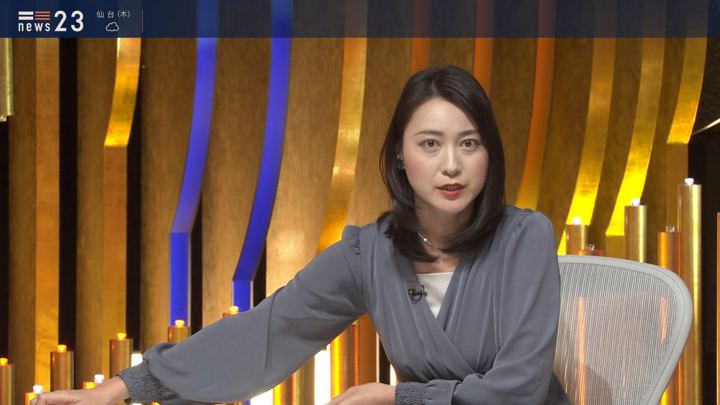 2019年10月23日小川彩佳の画像08枚目