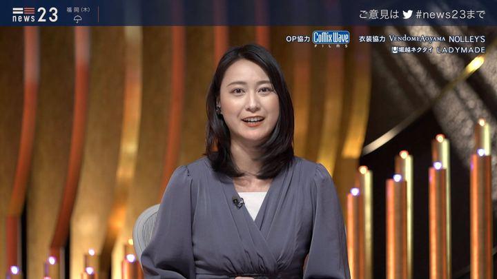 2019年10月23日小川彩佳の画像14枚目