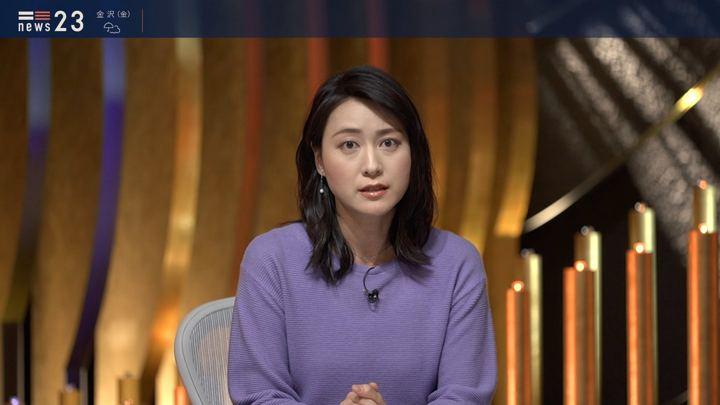 2019年10月24日小川彩佳の画像05枚目