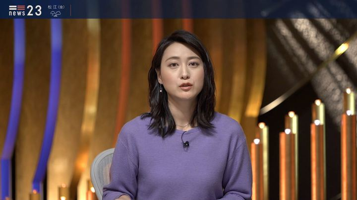 2019年10月24日小川彩佳の画像12枚目