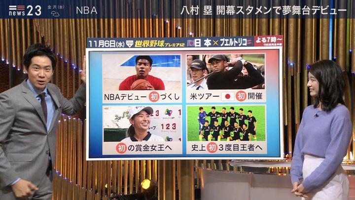 2019年10月24日小川彩佳の画像14枚目