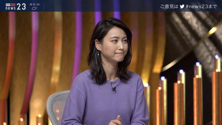 2019年10月24日小川彩佳の画像24枚目