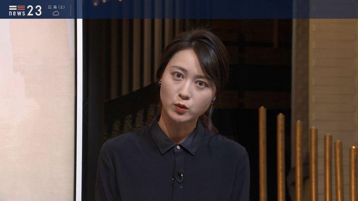 2019年10月25日小川彩佳の画像03枚目