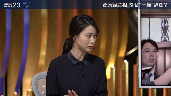 2019年10月25日小川彩佳の画像05枚目