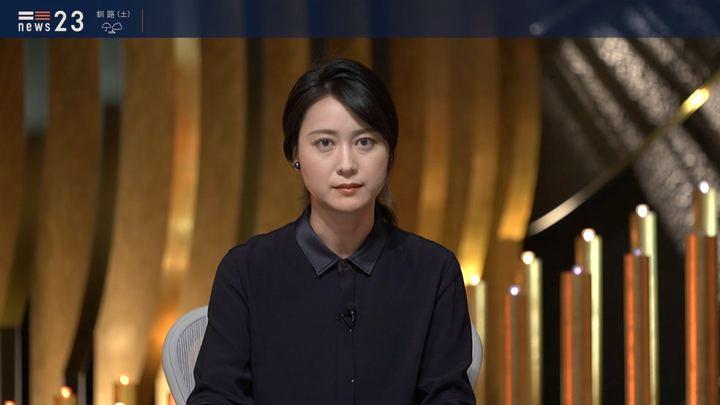 2019年10月25日小川彩佳の画像12枚目