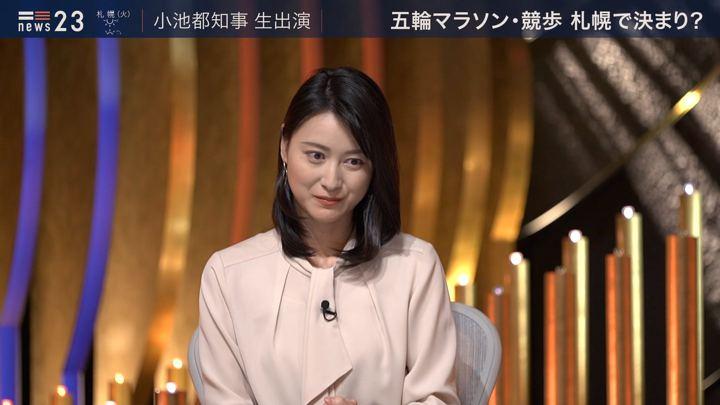 2019年10月28日小川彩佳の画像05枚目