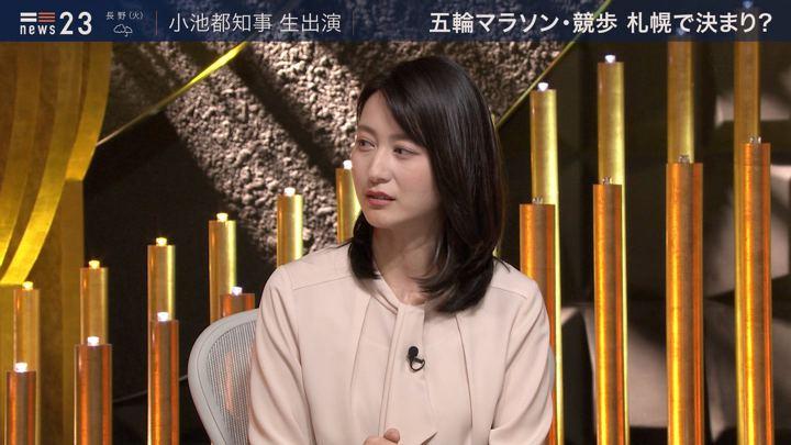 2019年10月28日小川彩佳の画像06枚目