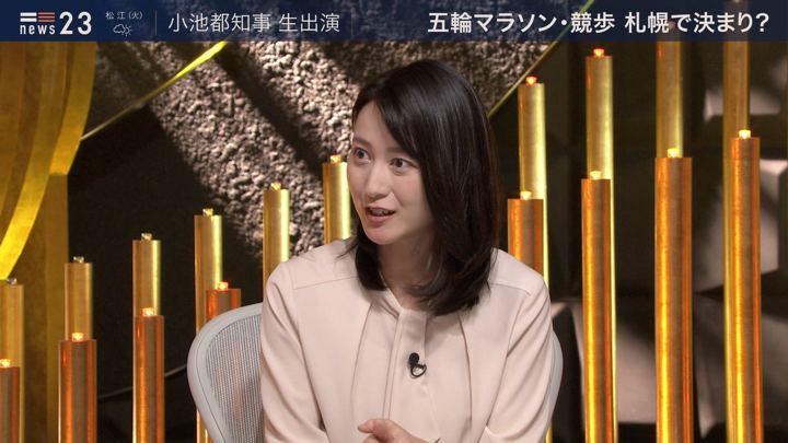 2019年10月28日小川彩佳の画像07枚目