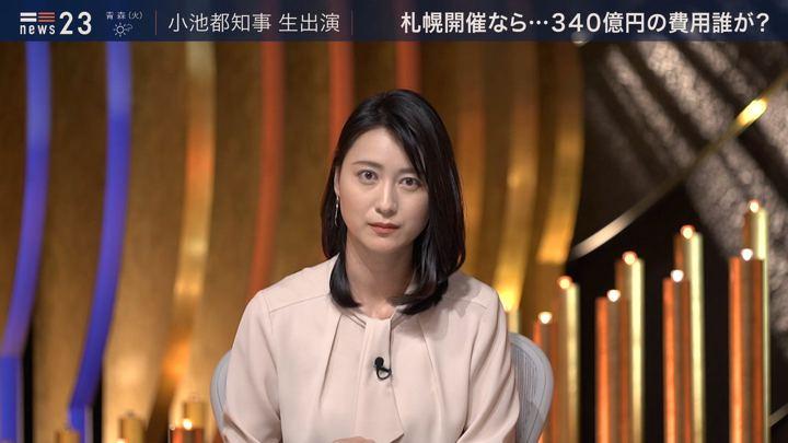 2019年10月28日小川彩佳の画像10枚目