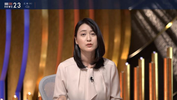 2019年10月28日小川彩佳の画像11枚目