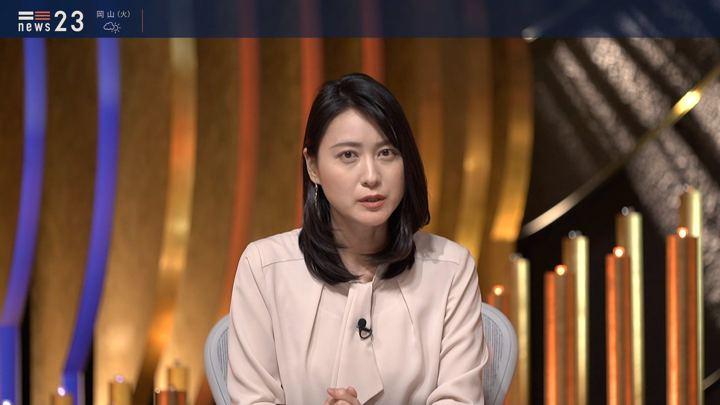 2019年10月28日小川彩佳の画像12枚目