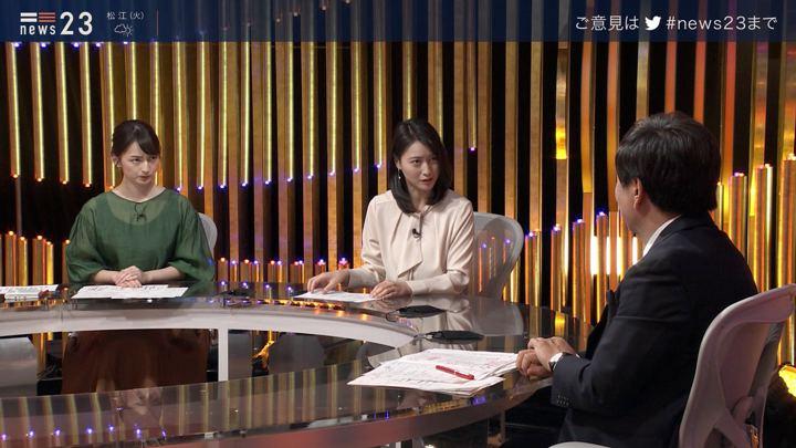 2019年10月28日小川彩佳の画像15枚目