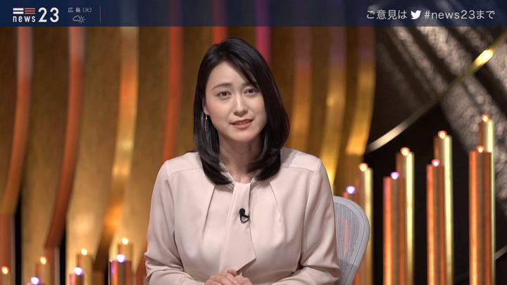 2019年10月28日小川彩佳の画像16枚目
