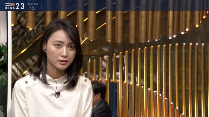 2019年10月30日小川彩佳の画像15枚目