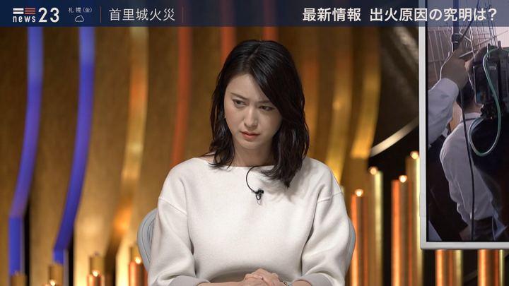2019年10月31日小川彩佳の画像05枚目