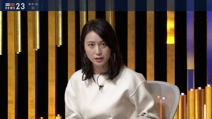 2019年10月31日小川彩佳の画像10枚目
