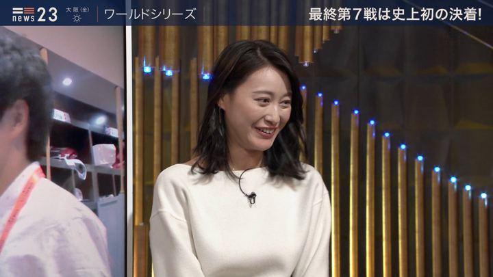 2019年10月31日小川彩佳の画像14枚目