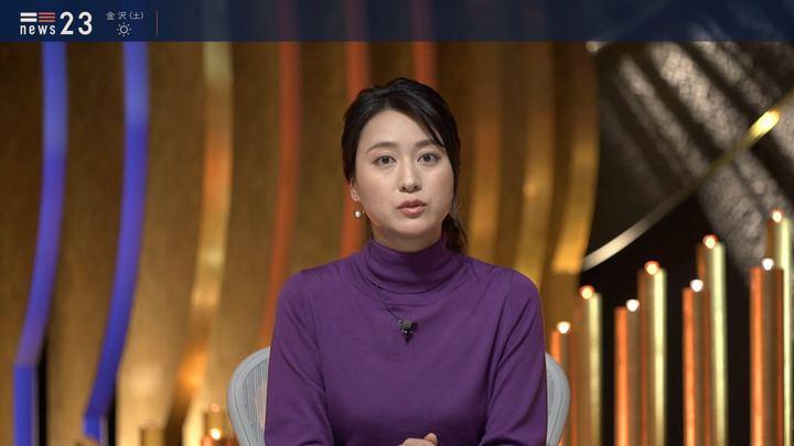 2019年11月01日小川彩佳の画像10枚目