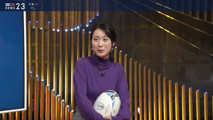2019年11月01日小川彩佳の画像17枚目