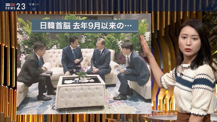 2019年11月04日小川彩佳の画像07枚目