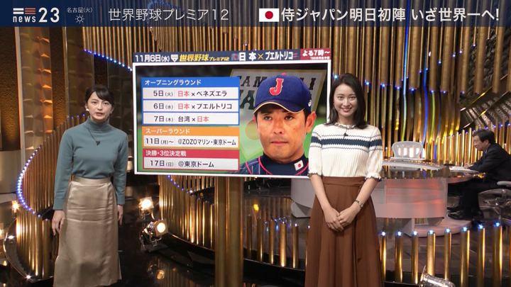 2019年11月04日小川彩佳の画像20枚目