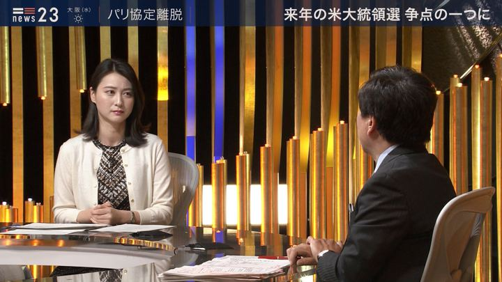 2019年11月05日小川彩佳の画像04枚目