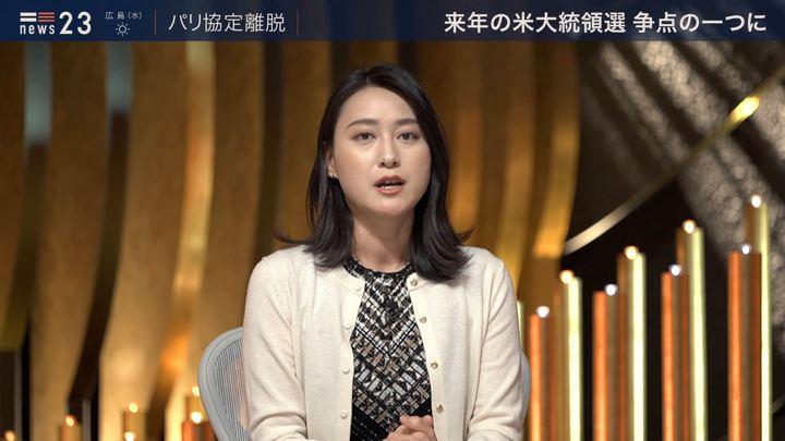2019年11月05日小川彩佳の画像06枚目
