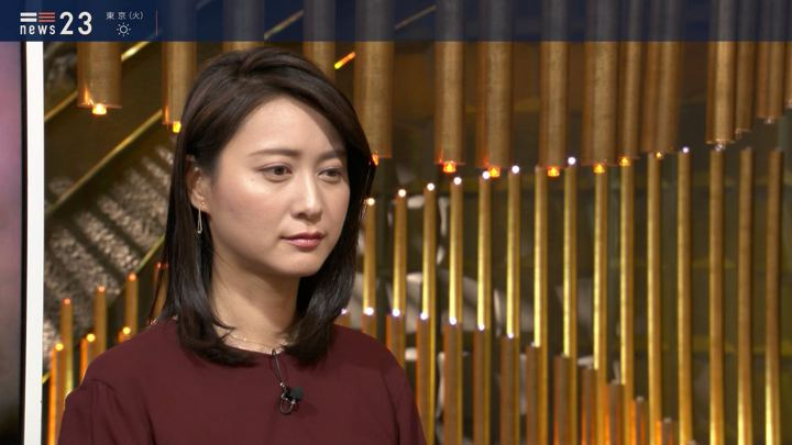 2019年11月11日小川彩佳の画像08枚目