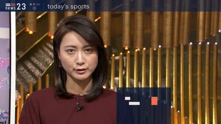 2019年11月11日小川彩佳の画像09枚目