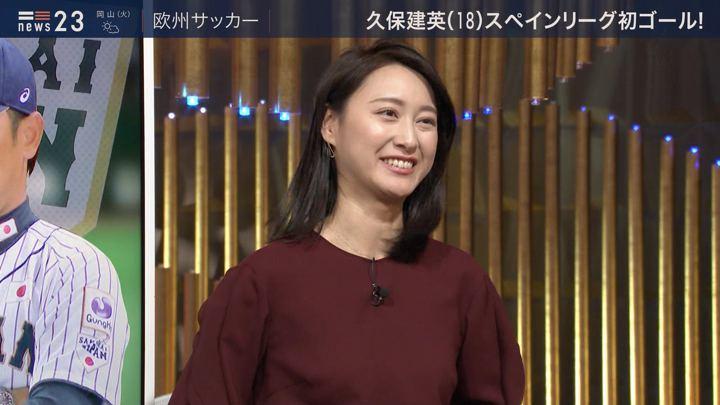 2019年11月11日小川彩佳の画像10枚目