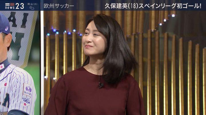 2019年11月11日小川彩佳の画像11枚目