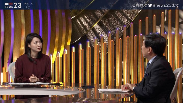 2019年11月11日小川彩佳の画像16枚目