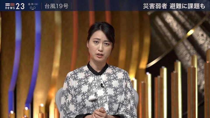2019年11月12日小川彩佳の画像12枚目