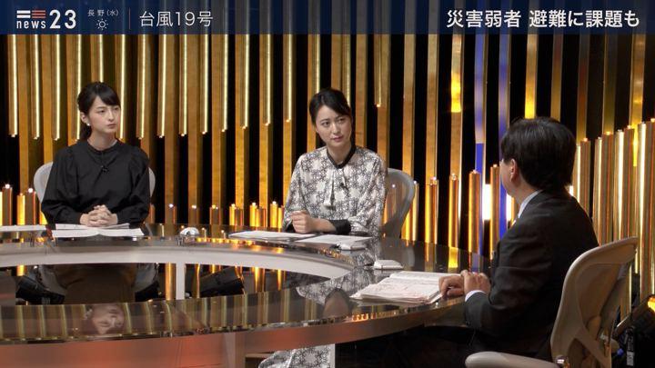 2019年11月12日小川彩佳の画像13枚目