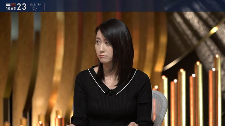 2019年11月21日小川彩佳の画像11枚目