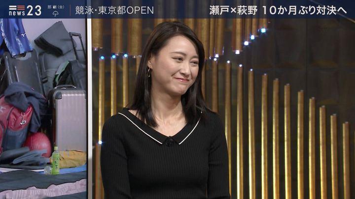 2019年11月21日小川彩佳の画像14枚目