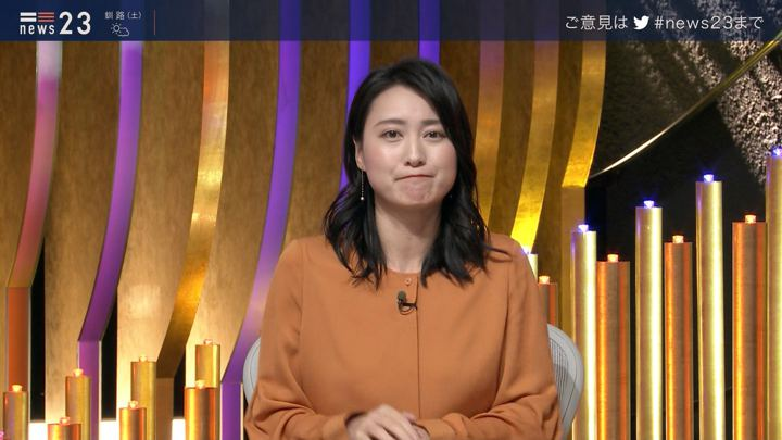 2019年11月22日小川彩佳の画像18枚目