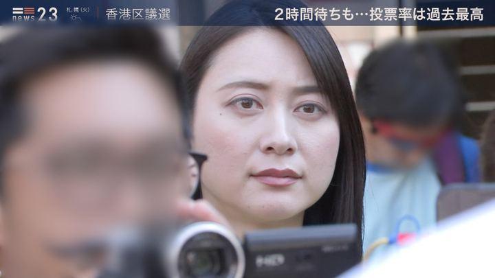 2019年11月25日小川彩佳の画像02枚目