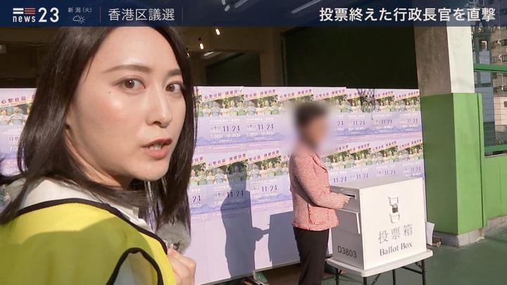 2019年11月25日小川彩佳の画像04枚目