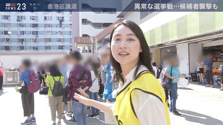 2019年11月25日小川彩佳の画像07枚目
