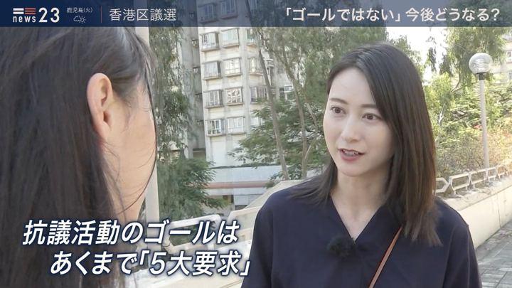 2019年11月25日小川彩佳の画像10枚目