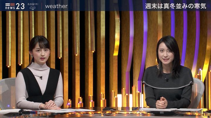 2019年11月27日小川彩佳の画像18枚目