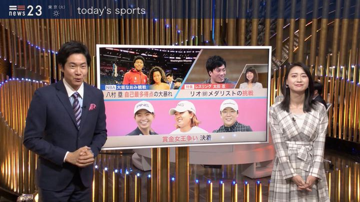 2019年12月02日小川彩佳の画像11枚目